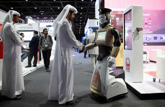 Tomorrow's Cities: Dubai and China roll out urban robots