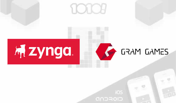 Gram Games Purchased by Zynga for $ 250 Million.
