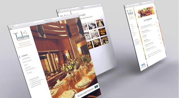 Trakya Restaurant Institutional Presentation Site has been renewed.